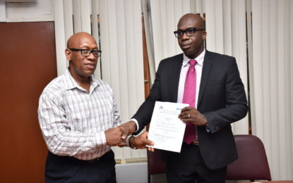 CSSP signs contract with UG for prisons survey