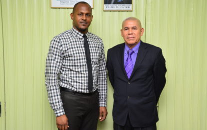 Minister Norton continues familiarisation meetings with Social Cohesion stakeholders
