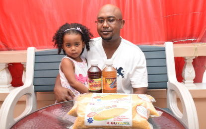 From a small kitchen in Lethem to the shelves of supermarkets –Local boy now a proud manufacturer