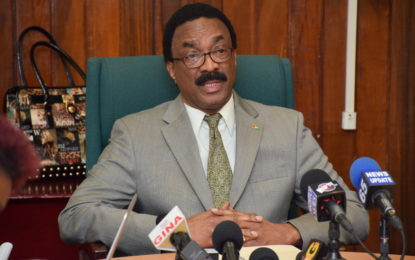 Guyana to sell Law School opportunity to Jamaicans