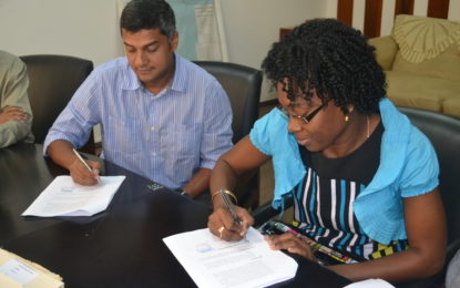 Key Airstrip and facilities to be Rehabilitated at MARDS  – as Air Services Ltd formalizes US$10M investment.