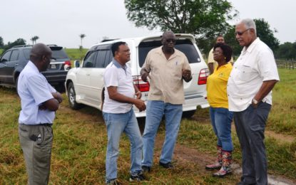 Guyana's Cattle Industry set to progress as Government lends a hand to cattle farmers.