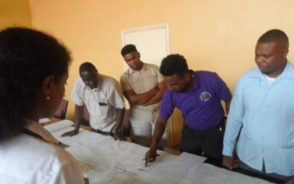 CDC holds consultations to develop Regional Disaster Risk Management Systems
