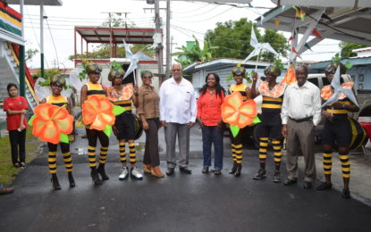 Agri Ministry's revellers will be 'buzzing' on Mash day – as it focuses on greener Guyana
