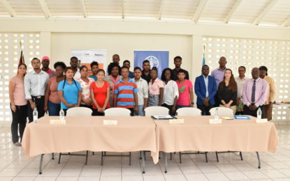 Youths from rural areas to benefit from agro-processing project