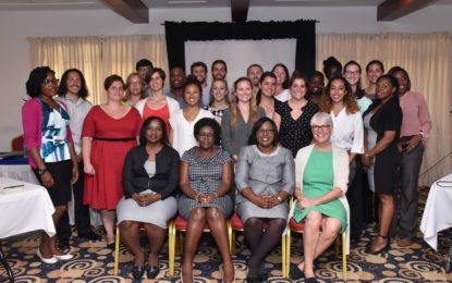 Peace Corps Volunteers help to boost health care services