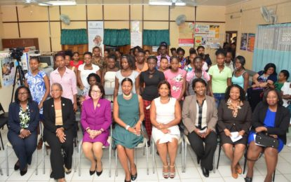 First Lady visits Sophia teen mothers with her regional counterparts