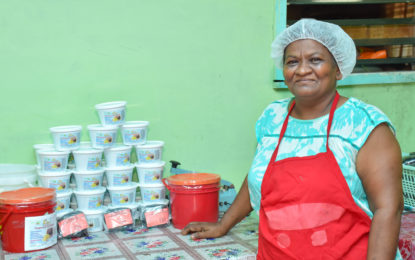 Made in Guyana –How one woman is providing for her family