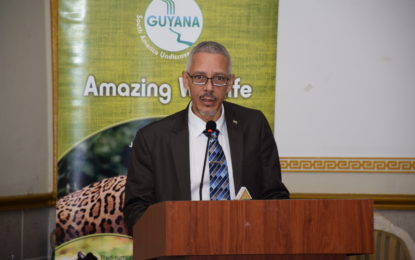Health in tourism sector is a priority – Minister Gaskin