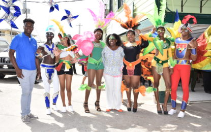 Ministry of Natural Resources launch Mash Costume Band