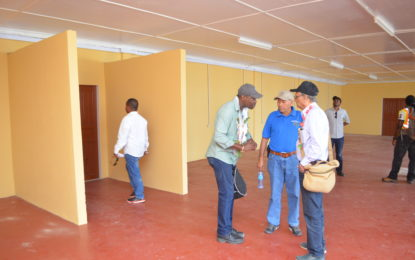 Ministerial team visits Kato Secondary School