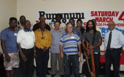 Rupununi Music and Art Festival an essential tool to bridge cultural gap……….Minister Allicock