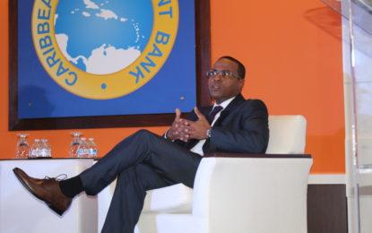 Guyana on right track financially – CDB Economic Director