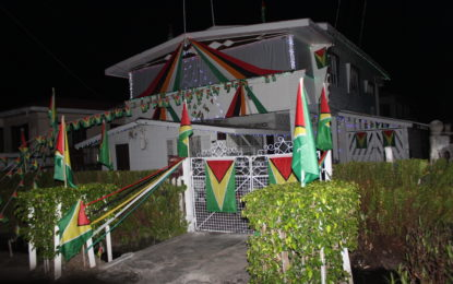 BRIGHT UP GUYANA  – RESULTS
