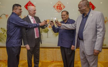 Farewell Reception for the Ambassador of Spain