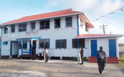 Several police stations set for rehabilitation