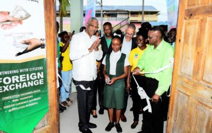 Investments, infrastructure and information technology key to Linden's development  -President David Granger