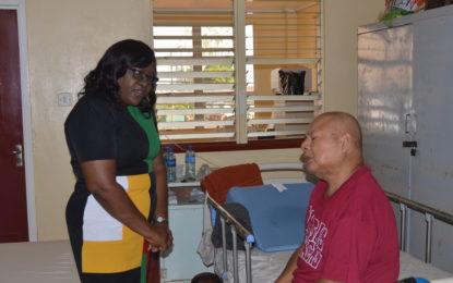 34 surgeries done during Mabaruma outreach