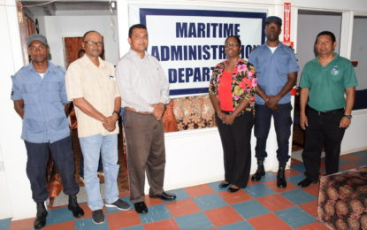 MARAD opens safety centre in Charity
