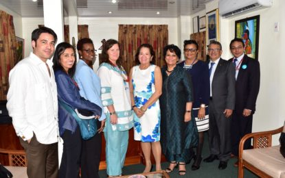 GAVI commends Guyana's 95 percent vaccination rate