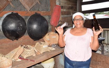 Aunty Carla- a successful entrepreneur who made it through persistence, faith