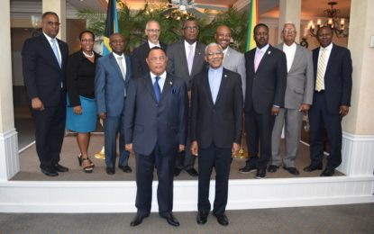 Bahamas state visit a lesson for Guyana–President Granger says Guyana has much to learn from its sister country