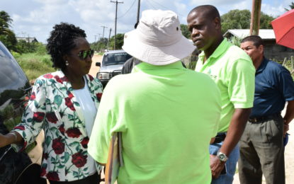 CH&PA to address squatting in Plantation Great Diamond- negotiations with Toolsie Persaud plugged