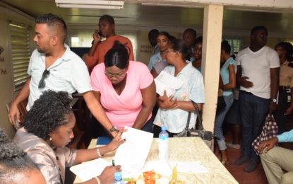 Gov't's housing solutions taken to GPF ranks in Regions Five, Six
