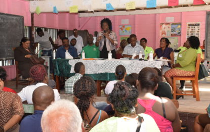 Angoy's Avenue residents to pay for their land, those living on reserves to be removed