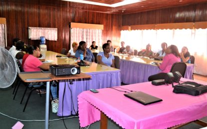 Youths benefit from hospitality management training