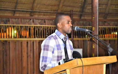 International, regional and Guyanese poems recited at World Poetry Day observance