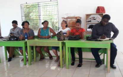 Agatash Residents urged to work together for development of community