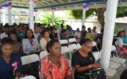 GWI pushes for gender equality – as International Women's Day is observed