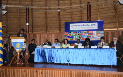 Parliament hosts panel discussion on Commonwealth Day
