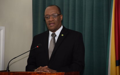 Gov't seeking to strengthen Integrity Commission –Minister Harmon