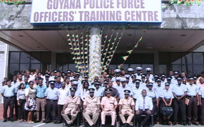 GPF increasing in -house training for officers