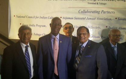 Prime Minister attends abolition of India Indentureship celebration in Trinidad