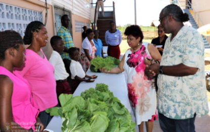 Region Six agri programme could help reduce poverty
