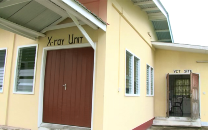 Leguan hospital upgraded- offers new services