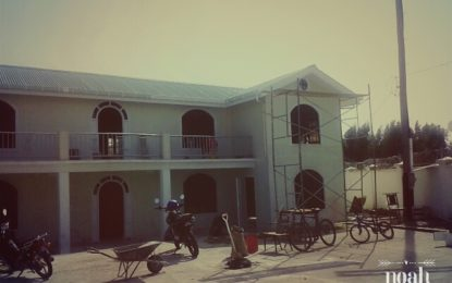 Rehabilitation of Region Two's State House is almost completed