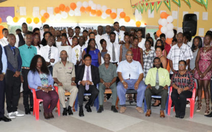 Latest batch of BIT graduates urged to give back to their community by Minister Scott