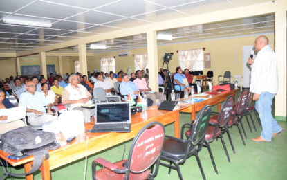 Ministry's outreach a form of open gov't-Minister Trotman