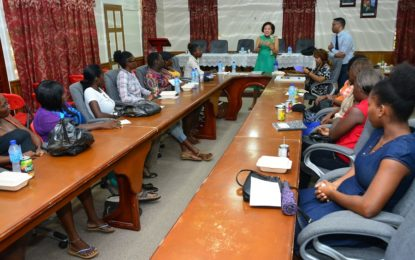 First Lady opens Self-Reliance and Success in Business workshop in Fort Wellington