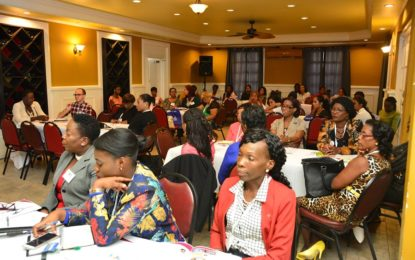 First Lady says women must value their contributions to society-at YLAI women's conference