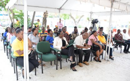 Guyanese must embrace their rich, diverse heritage- Minister Henry urges-on Int'l day for Monuments, Sites
