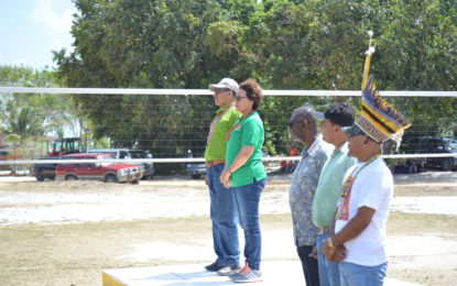 $7M recreational facility commissioned in Mainstay /Whyaka
