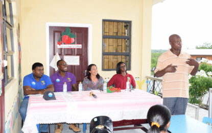 Kairuni residents want lands to be regularised