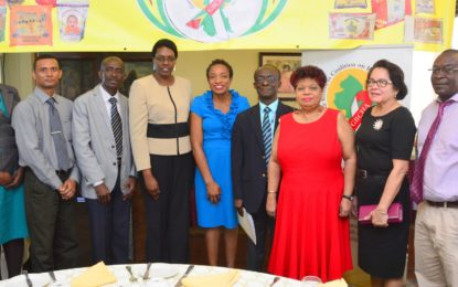First Lady commends GBHCA on health awareness programme