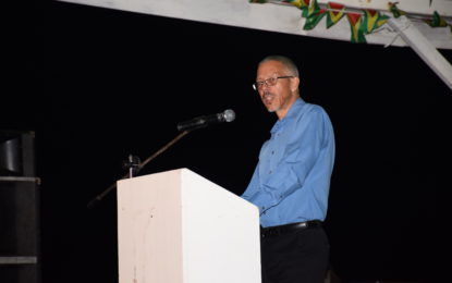 Region Two has great potential for value-added products- Minister Gaskin