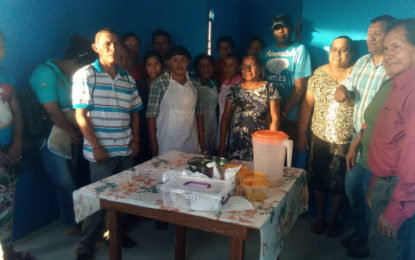 New entrepreneurs in Kumu village – as HEYS participants own businesses